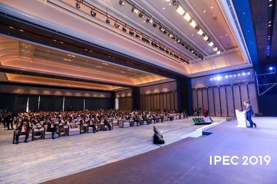 第三届世界油商大会。 主办方提供