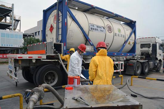 宁夏对化工和危险化学品企业安全监管进行部署