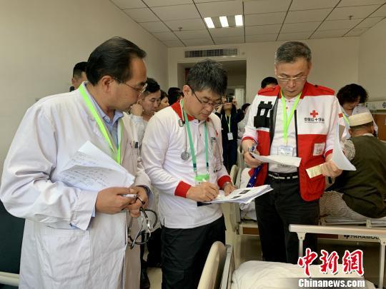 上海医生赴乌鲁木齐救治29名阿富汗先心病患儿