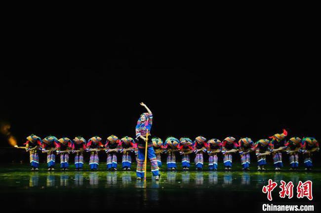 广西音乐舞蹈比赛落幕 展壮乡多彩民族文化