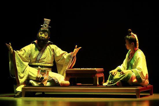 儿童剧《乐比悠悠之爱的加号》。 中南卡通供图