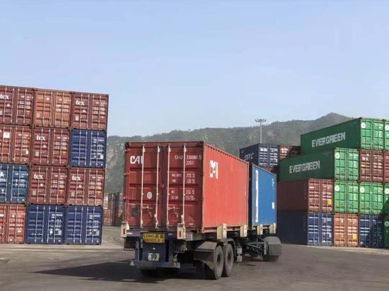 市场采购贸易成为浙江省温州市出口增长新亮点。  鹿城宣传部供图