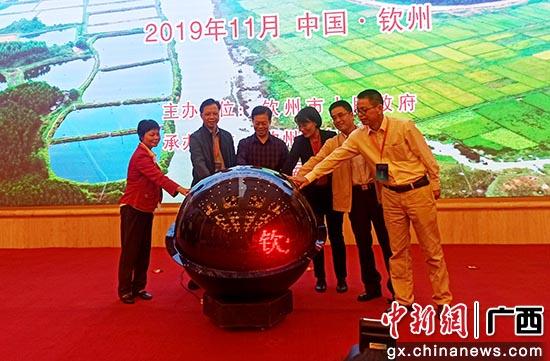 广西钦州着力发展海红米 打造大健康产业