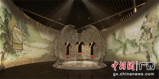 南宁博物馆将办少数民族传统爱情文化展 遇《诗经》爱情