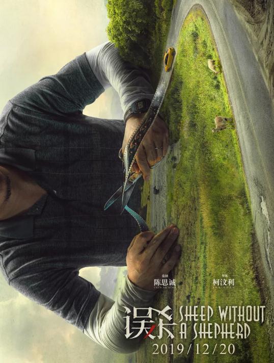 圖為:電影《誤殺》海報。 片方供圖