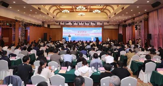 第三届浙江省基层党建论坛在武义举行  奚金燕 摄