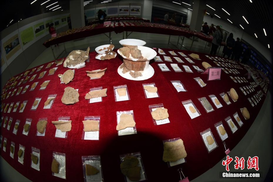 探訪廣西桂林甑皮巖國家考古遺址公園