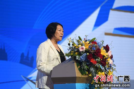 广西副主席:推动各方资源优势互补 创造矿业合