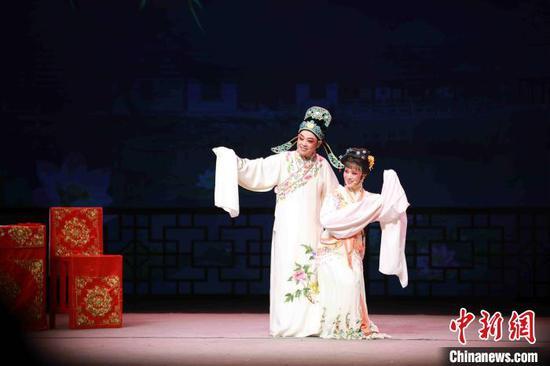 """大運河畔越音裊裊:""""超級IP""""攜戲曲藝術"""""""