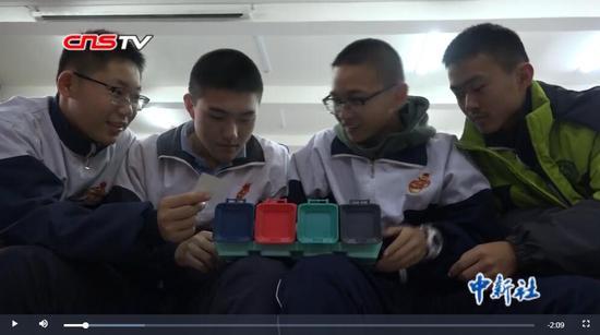垃圾分類公益宣講走進新疆校園