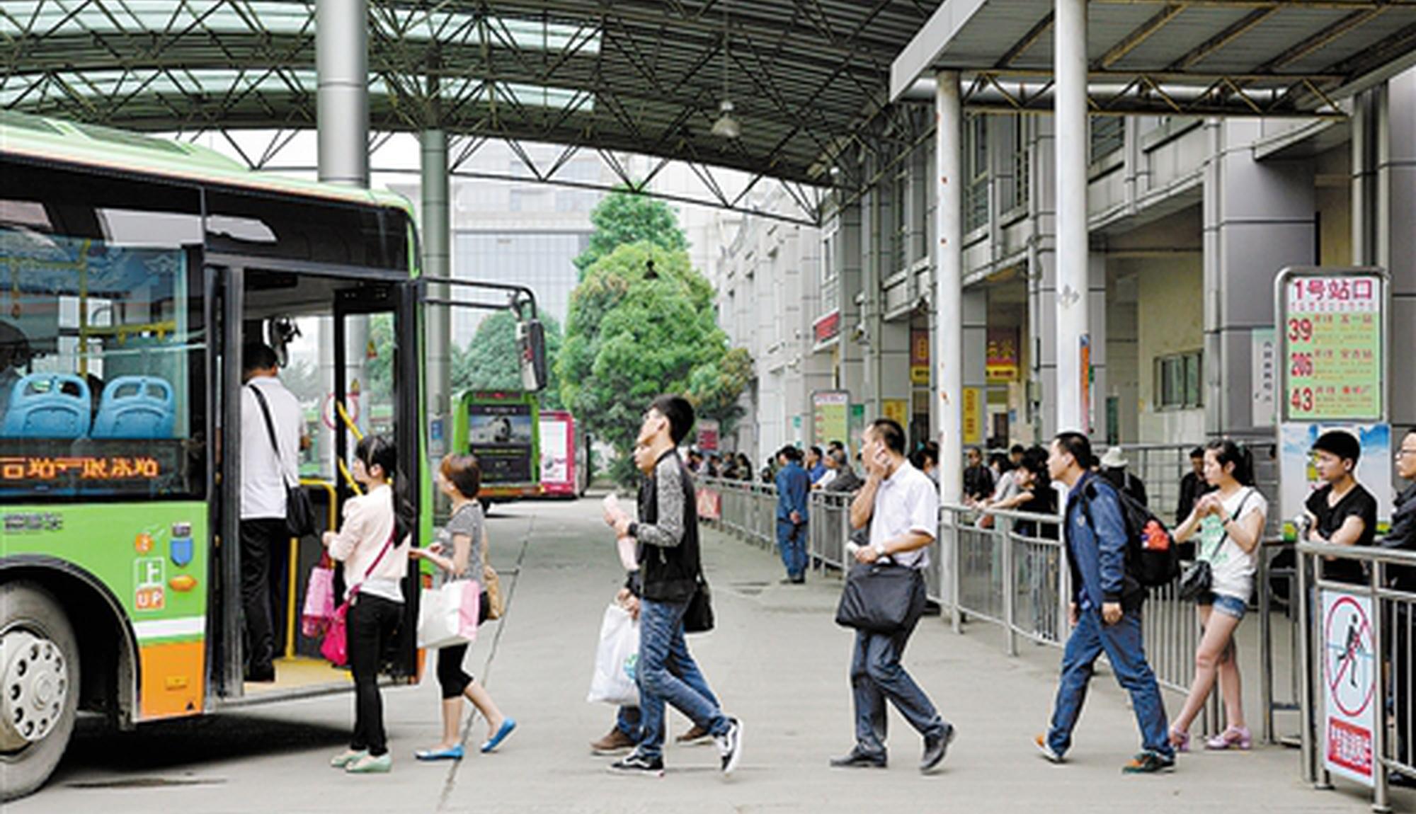 本周末起銀川公交101路、313路、320路調整下客區