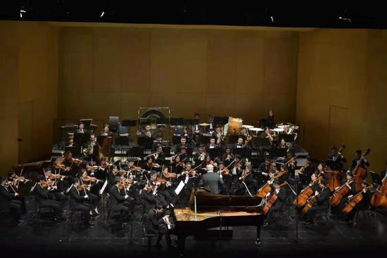 浙江交響樂團在葡萄牙精彩演繹西方經典 憑