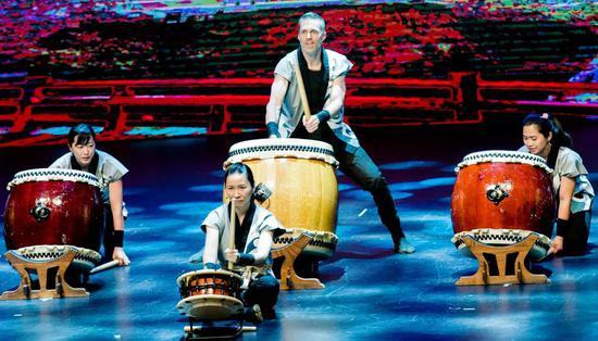 Haere Mai Taiko带来日本太鼓