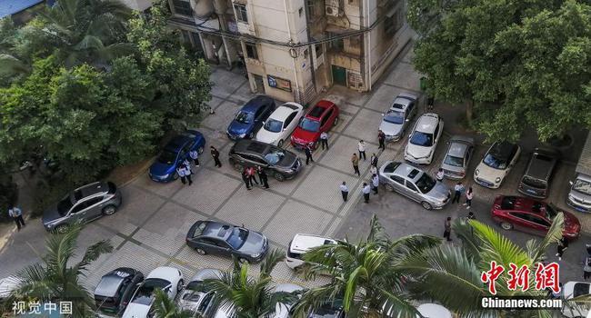 百色發生5.2級地震 南寧震感明顯市民紛紛跑下樓