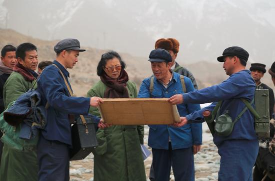 影片《五十八座半》入选新疆优秀影片展映展播活动