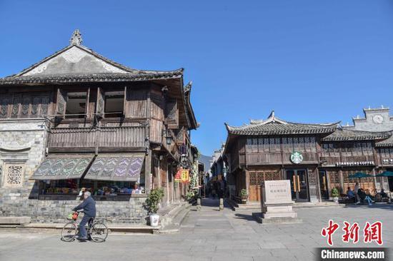 紫阳古街脉搏:千年台州府城的文化赓续