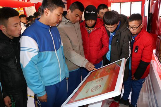 吳忠市建成6個應急消防科普教育基地