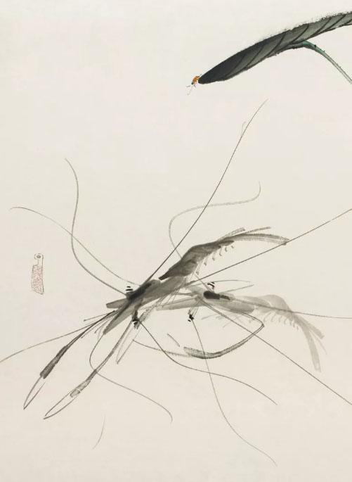 水墨丹青 道法自然—著名画家何进作品赏析