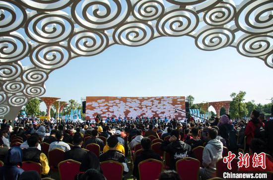 北海南珠节暨国际珍珠展开幕式 翟李强 摄