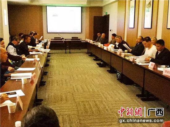 晚清广西女诗人朱玉仙作品研讨会在南宁举行