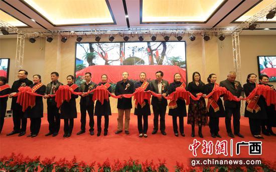 国家4A旅游景区灵芝透明工厂正式开园