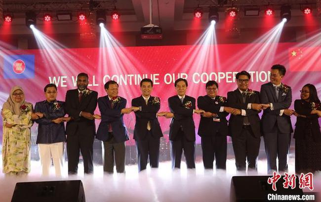 中国—东盟媒体交流年闭幕式在泰国曼谷举行