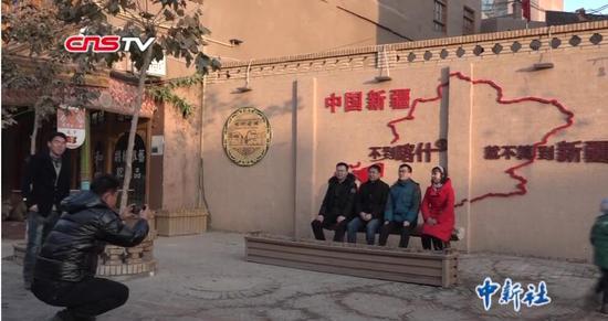 探访新疆喀什古城民宿 保护特色壮大旅游