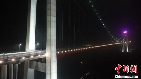 赤水河紅軍大橋正式通車