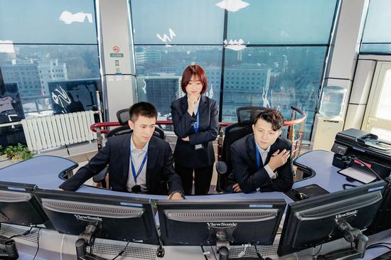扬帆起航 2020大家再出发——新疆空管局终端管制中心砥砺奋进新征程 。