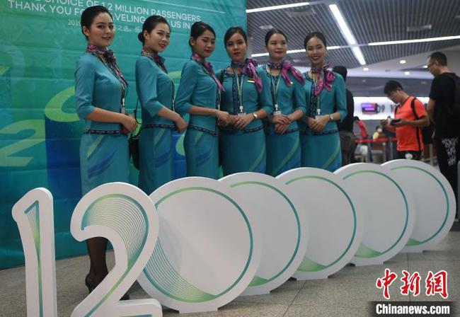 柬首家本土航司澜湄航空年旅客运量破百万人次