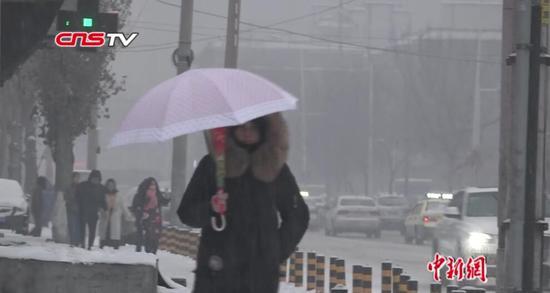 新疆將迎4股冷空氣和持續降雪 局地新增積雪可達20厘米