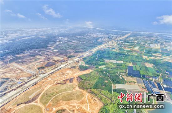 广西一国企深耕壮乡结硕果 一年中32标承揽额达77亿