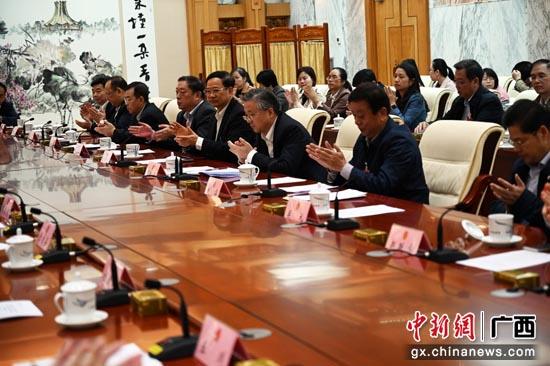 廣西南寧:全面落實強首府戰略 打造核心增長極