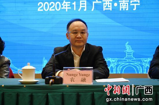 广西民宗委:创新推进新时代民族工作 着力维护宗教领域和谐稳定