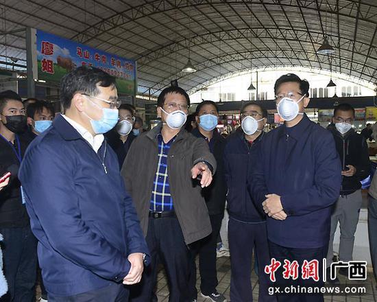 广西市场监管局加强疫情防控工作