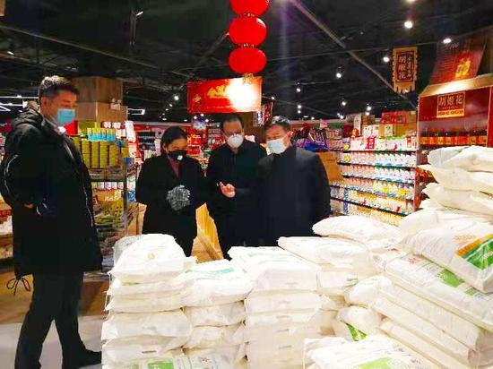 新疆阿克苏生活必需品货源充足 无需大量集中采购