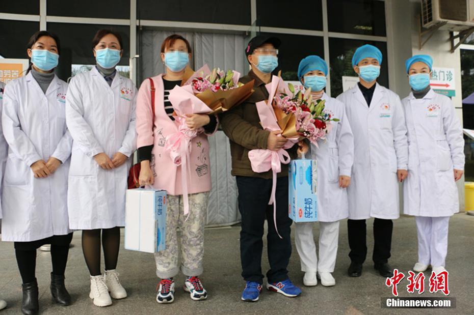 廣西首(shou)例新冠肺炎重癥患者出(chu)院