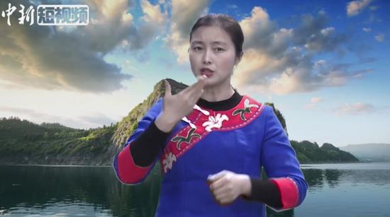 手(shou)語版(ban)防疫宣傳上線 請轉發給有听力障礙的民(min)眾(zhong)