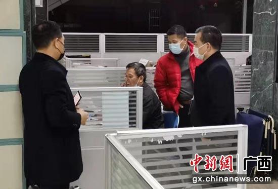 广西工行普惠金融携手小微企业抗