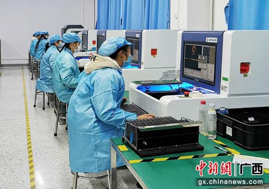 桂林高新七星区送上企业复工暖心大礼包