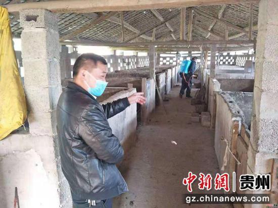 畜牧防疫不忽视  确保群众经济利益安全