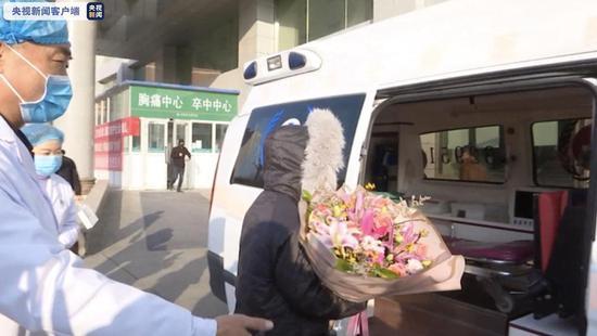 新疆(含兵团)13日新增3例新冠肺炎确诊病例治愈出院