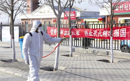 宁夏中卫:脱贫群众感党恩 助力家乡抗疫情
