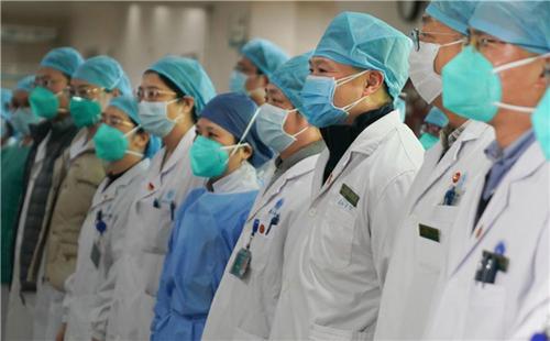"""寧夏出臺""""七條措施""""為一線醫務人員及其家屬提供保障"""