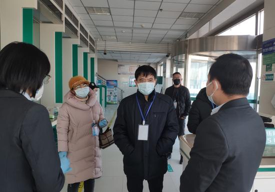 寧夏紅寺堡:全力防控疫情 做好金融服務