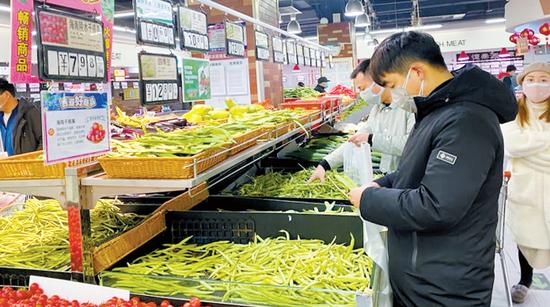 宁夏规上企业开工率达51%,居民生活必需品供应充足