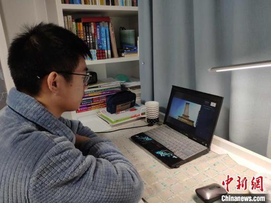 """浙江发布高中线上教学建议:上传学习照片"""""""