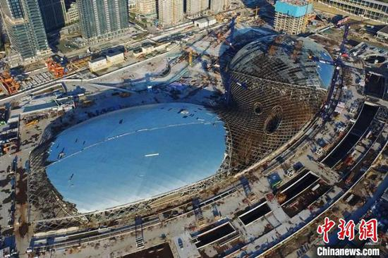 28個杭州(zhou)亞運(yun)會在建(jian)場(chang)館(guan)及設施項(xiang)目復工