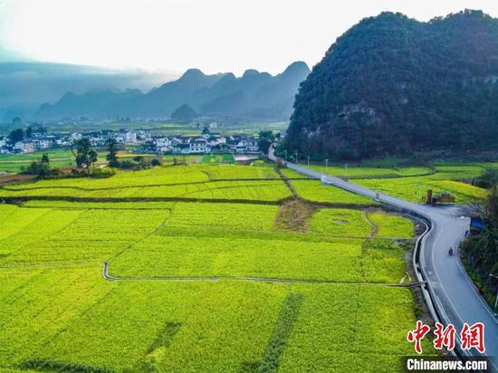 贵州黔西南州今日起景区景点全部开放 3月31日前门票全免