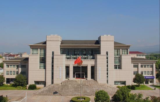 图为:天台县人民法院  胡益阳 摄